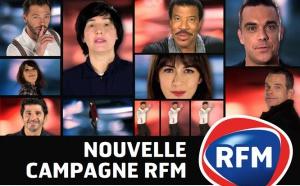 Une nouvelle campagne pour RFM