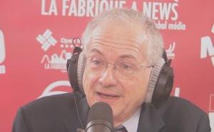 Olivier Schrameck sur La Radio du Salon de la Radio