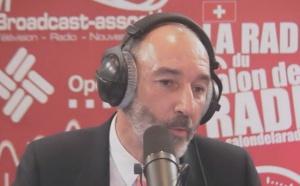 """Pierre Bellanger : """"l'absence d'image est la force de la radio"""""""