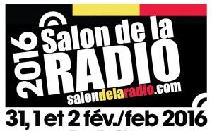 La Belgique à l'honneur du Salon de la Radio 2016