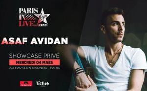 Nouveau showcase privé avec Virgin Radio