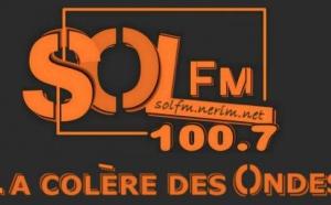 Le prix Sacem 2015 décerné à Sol FM