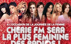 Chérie FM se conjugue au féminin pluriel