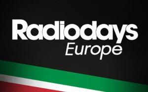 Radiodays à Milan : c'est parti !
