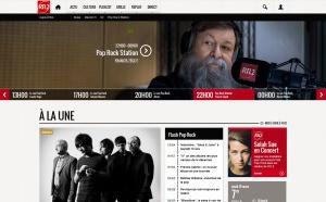 RTL2.fr lance son nouveau site web