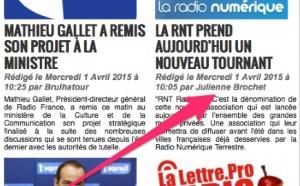 La journaliste Julienne Brochet accouche d'un... poisson