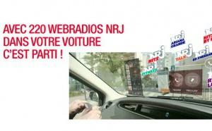 NRJ Group mise sur les voitures connectées