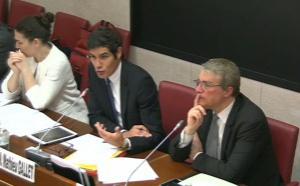 Mathieu Gallet auditionné par les députés