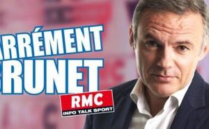 Eric Brunet s'installe chez une auditrice de Rennes