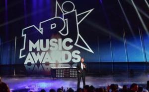 Les NRJ Music Awards à Cannes le 7 novembre