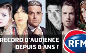 RFM : un record d'audience depuis 8 ans