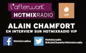 Alain Chamfort ce soir sur HotMix, en attendant Zedd !