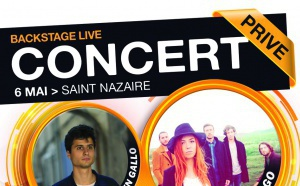 Hit West : un Backstage Live à Saint Nazaire