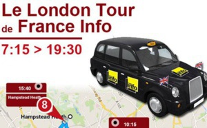 France Info propose un London Tour