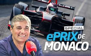 Radio Monaco au cœur du Monaco ePrix