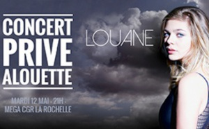 Alouette : Louane et Charlie Winston en Concert Privé