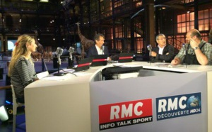 """""""Objectif Terre"""" pour RMC"""