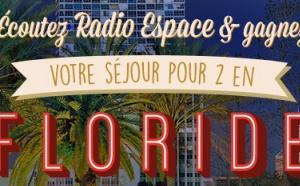 Radio Espace envoie ses auditeurs en Floride