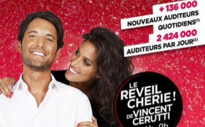 Chérie FM : Cerutti reste et Cholewa s'en va