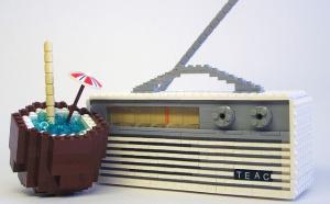 Voilà l'été ! La radio locale pendant les grandes vacances