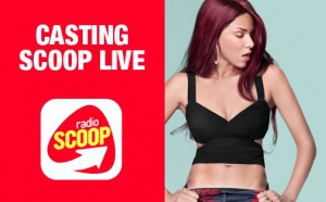 Radio Scoop lance un casting pour son Scoop Live