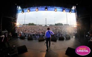 25 000 auditeurs au Cristal Live