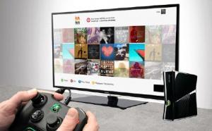 L'appli Les Indés Radios sur la Xbox 360