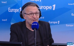 Laurent Ruquier de retour sur Europe 1