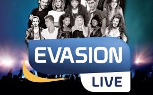 Évasion lance la saison estivale avec l'Évasion Live