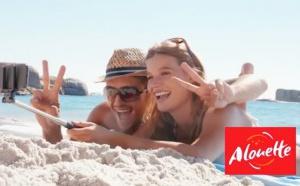 Alouette : un selfie qui peut rapporter gros !