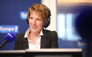 1 500 000 auditeurs écoutent Natacha Polony sur Europe 1
