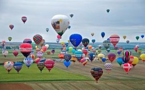 France Bleu Lorraine partenaire de Lorraine Mondial Air Ballons