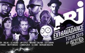 NRJ rythme l'été avec la tournée NRJ Extravadance