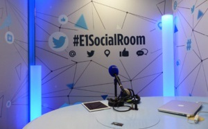 Europe 1 ouvre sa Social Room