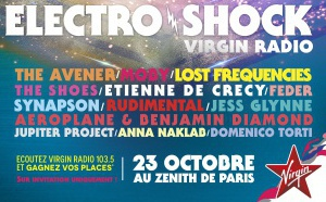 Virgin Radio : un nouvel ElectroShock