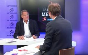"""Jean-Paul Baudecroux au """"Buzz Média TDF - Le Figaro"""""""