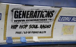 Generations s'affiche dans le métro francilien