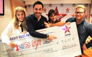 Virgin Radio : 4 auditeurs ont gagné 1 an de loyer
