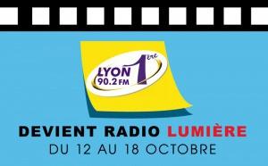 Lyon1ère devient Radio Lumière