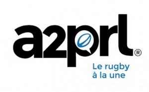 A2PRL avec le XV de France contre les All Blacks