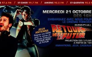 """Nom de Zeus : Metropolys fête les 30 ans de """"Retour Vers le Futur"""""""