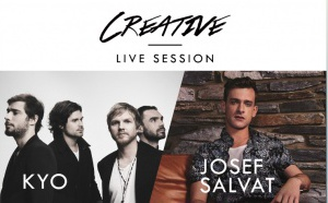 Virgin Radio propose un Creative Live Session