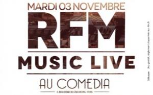 RFM organise un nouvel RFM Music Live
