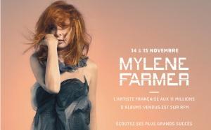RFM : week-end consacré à Mylène Farmer