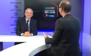 """Olivier Schrameck : """"La responsabilité éditoriale, c'est l'honneur des radios et des télévisions"""""""