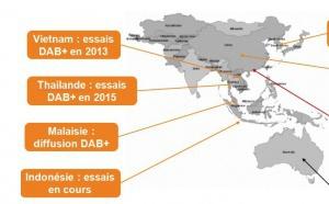 Le DAB séduit aux quatre coins du monde
