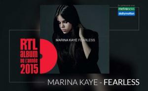 """""""Fearless"""" : Album RTL de l'année 2015"""