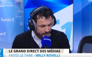 Willy Rovelli se moque des matinales radio