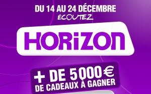 """Horizon """"braque"""" le Père Noël"""