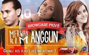 Radio Mélodie organise un showcase